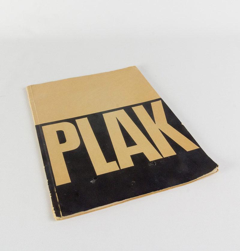 PLAK Keramik und Typographie Paul Renner